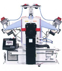 Yシャツ立体仕上げ機LP-550J