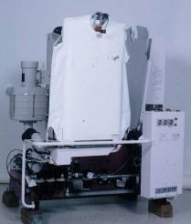 YPS-201A型クリーニング業務用シングルプレス機