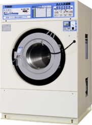 コインランドリー業務用ふとん洗濯機CFW-320