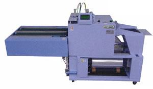 日本シーリング-三方片開き全自動平面包装機-NC-500H(ホッパー付き)