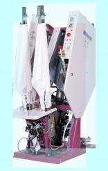 クリーニング業務用カフスプレス機シングルタックスリーブYPS-401A