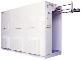 トンネル式ドライヤー(濡れ掛け専用乾燥機)MLTD-300
