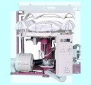 クリーニング業務用ダブルカラーカフスプレスHG|YPS-501A
