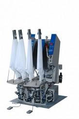 クリーニング業務用ワイシャツ仕上げ機|YPS-803A
