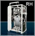 立体タタミ包装機RH-750|クリーニング業務用